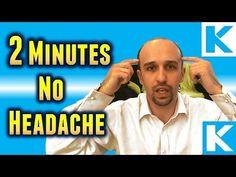 L'astuce pour se débarrasser d'une Migraine en 2 min (Remède naturel)