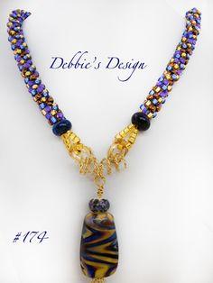 Necklace-174-2.jpg | Debbie's Design Kumihimo Jewelry | What is Kumihimo