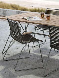 Relax stuhl acapulco retro look 2er set gartenst hle for Armlehnstuhl plastik