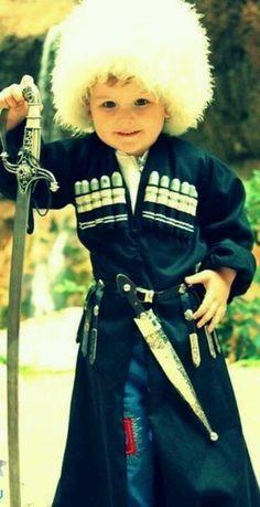 Ooh <3 Circassian boy