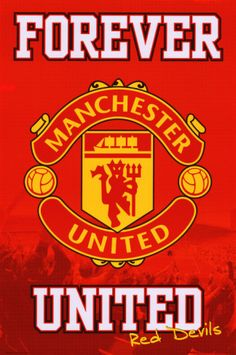 Man UTD Forever Photo from AllPosters.com