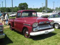 1959 Chevrolet Apache 30 pickup truck | Flickr - Photo Sharing!