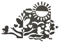 Art Mash: positive and negative space