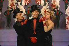 White Christmas (1954), Bing Crosby, Danny Kaye and Rosemary Clooney.