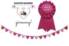 Enter the Banter Banner giveaway on Lovelyish