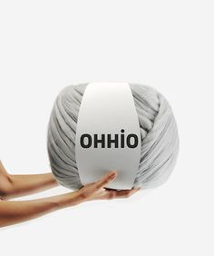 You are in love with Ohhio blankets, but want to try to make it with your hands? It is easy and fun, we offer super thick Merino wool, which we use for our products also. Fits for arm knitting - you do not need needles to knit - and as a result, you have a wonderful