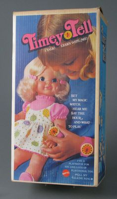 My sister Judi had her too. Mattel Dolls 1970s | All artifact images, interpretive information, and website text