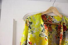 floral jacket _ on the MiraNarnie blog