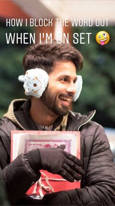 Shahid Kapoor, Word Out, Bollywood Actors, On Set, My Favorite Things, Words, Celebrities, People, Photography