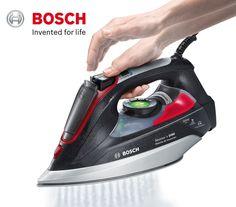 ¡Chollo! Plancha de inyección Bosch Sensixx'x DI90 con una potencia de 3200 W por 69 euros.