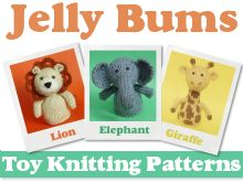Toy Knitting Patterns