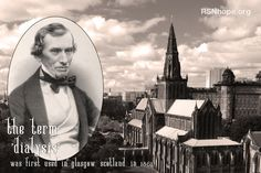 Did You Know? The Term 'Dialysis' was First Used in Glasgow, Scotland, in 1861 Glasgow Scotland, Dialysis, Did You Know, Fictional Characters, Fantasy Characters