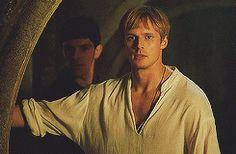Merlin & Arthur gif set