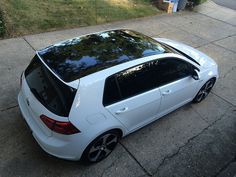 Vinyl Wrapping the Roof - GOLFMK7 - VW GTI MKVII Forum / VW Golf R Forum / VW Golf MKVII Forum