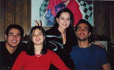 Iglesias family. Enrique Iglesias.