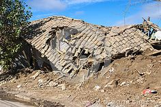 Photo about Damage caused by the earthquake of February in the city of Constitucion, Chile. Image of earthquake, housing, disaster - 29247356 Tsunami, Images Of Earthquake, Costa, Mount Rushmore, Sign, Stock Photos, Mountains, Free, Travel