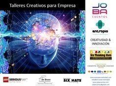 Talleres de creatividad e innovación para las empresas!!!!