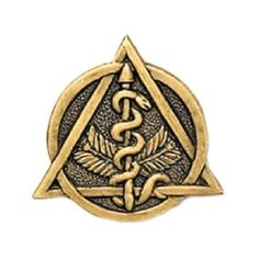 free Dental Assistant Symbol | Dental Assistant Lapel Pin Gold ...