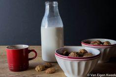 ontbijtkoekjes met volkorenbloem en havervlokken