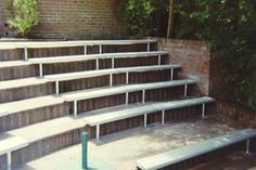 8 Spectator Seating Ideas Tiered Seating Seating Landscape Design