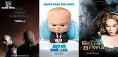 Lo que podés ver en Cine Rex