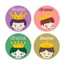 Drama SVG Cuttable Designs