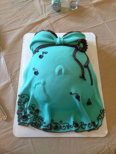 Baby Shower Cake by Karaboo in Sandestin, FL