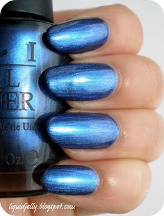OPI The Amazing Spider-man Collection: Into The Night