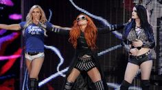 Paige & Becky Lynch vs Naomi & Sasha Banks: Photos   wwe.com