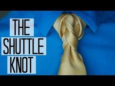 How to tie the Eldredge Knot: Step by Step instructions - YouTube