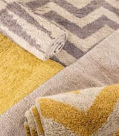 yellow and grey rugs from Jaipur Yellow Gray Room, Grey Room, Carpets Online, Jaipur Rugs, Home Technology, Carpet Design, Vibrant Colors, Colours, Room Colors