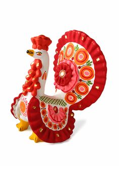 Souvenirs from Russia - what to bring to your friends and family? Sarah Kay, Projects For Kids, Art Projects, Chicken Bird, Russian Folk Art, Porcelain Clay, Clay Figures, Decoration, Handicraft