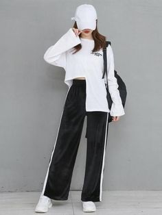 discover ideas about korean girl fashion 47 Korean Girl Fashion, Korean Fashion Trends, Ulzzang Fashion, Korean Street Fashion, Kpop Fashion Outfits, Korea Fashion, Korean Outfits, Asian Fashion, Casual Outfits