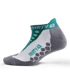 Look at this #zulilyfind! Green Running Socks #zulilyfinds