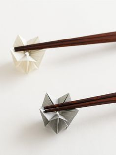 #013, 木曽ひのき箸と、箸置になる箸袋 - photo02
