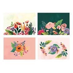Floral Pop-Up Cards Boxed Set | 12 Reviews | 4.83 Stars | Bas Bleu | US2782