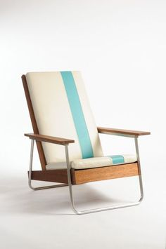 etsy belmont retro vintage mid-century reproduction chair outdoor furniture modern wood steel