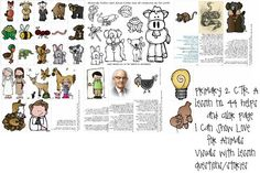 Primary 2 - CTR A - lesson 44, I Can Show Love for Animals, follows the lesson in order of the presentation, questions with gospel art pictures plus questions with other visuals, print from home 8.5x11, laminate if desired, print labels out and put on backs of pictures, color page included great for FHE too