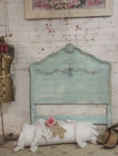 Hey, I found this really awesome Etsy listing at http://www.etsy.com/listing/153280337/painted-cottage-chic-shabby-aqua