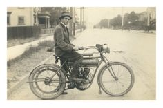 Google Image Result for http://imgc.allpostersimages.com/images/P-473-488-90/37/3763/VCUZF00Z/posters/black-and-white-photo-of-man-on-vintage-motorcycle.jpg