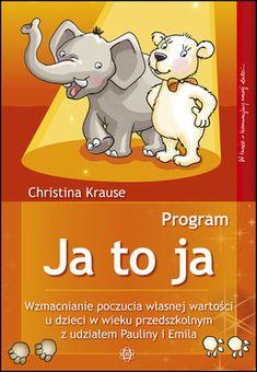 Program Ja to ja + CD - Christina Krause - Książka Programming, Winnie The Pooh, Disney Characters, Fictional Characters, Kindergarten, Family Guy, Teaching, Education, Comics