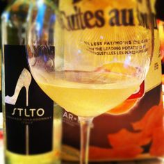 Curl up with a glass of STLTO white and a handful (or two)! of baked lays this weekend. #lcbo #guiltfree