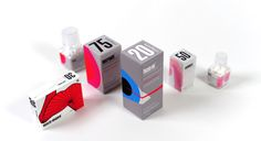 Sure Pharmaceuticals Packaging by Anthony Stimola, via Behance