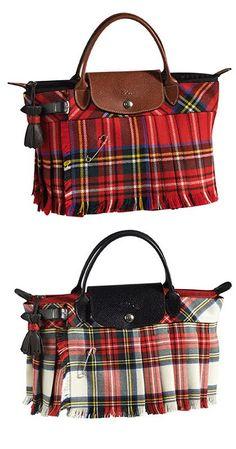 Longchamp Holiday Le Pilage Handbag