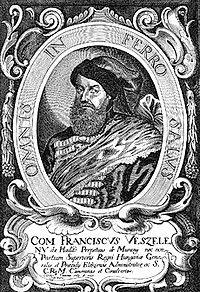 Palatín Wesselényi píše Adamovi Forgáčovi