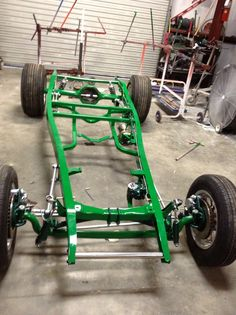 1932 ford rolling chassis