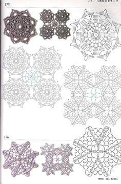 Schemi di Selezione Ampie crochet Motivi. Discussione Silla LiveInternet - Russo Servizi on-line Diaries