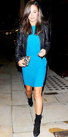 | Pippa Middleton Club Style |