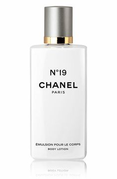 CHANEL N°19 BODY LOTION available at #JunoJapan