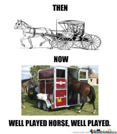 The tables have turned! #eastcoasthorsetransport #horsetransport